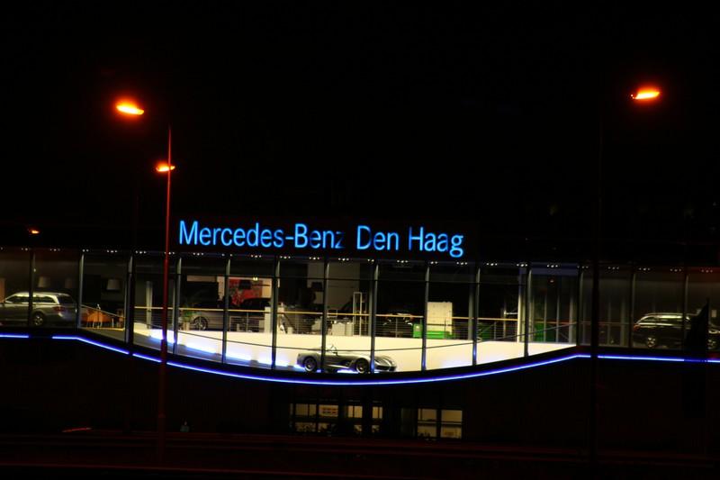 Mclaren Slr Sterling Moss Mercedes Benz Den Haag Van Alles En Nog
