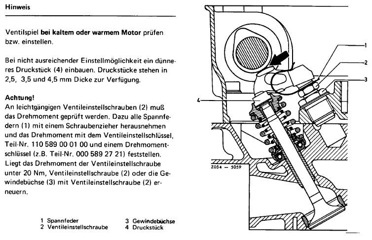 Kleppen stellen diesel 3 cilinder