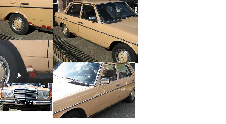 Adresje gezocht plamuren en spuiten carrosserie for Auto interieur spuiten
